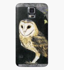 The Church Owl Case/Skin for Samsung Galaxy