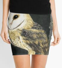 The Church Owl Mini Skirt