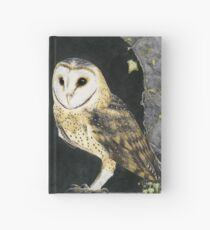 The Church Owl Hardcover Journal