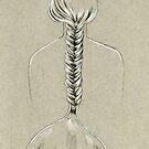 Fishtail plait by alexandradawe