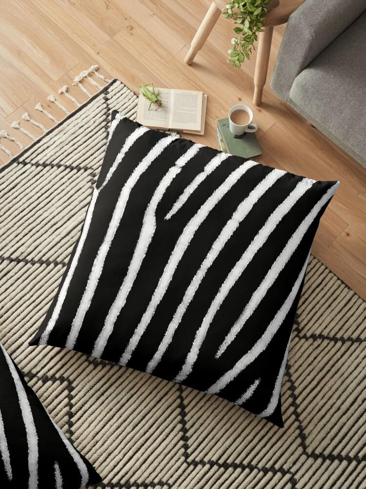 Zebra Print by blakcirclegirl