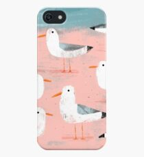 Seagulls on the Shore iPhone SE/5s/5 Case