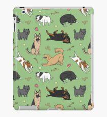 Peppy Puppers iPad Case/Skin