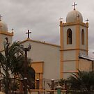Little Church In Little Las Flores - 2 © by © Hany G. Jadaa © Prince John Photography