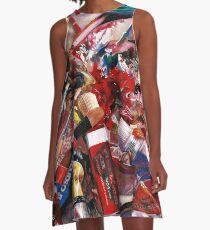 Artist Life A-Line Dress