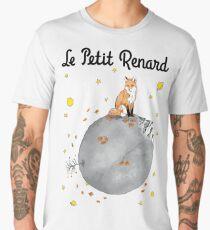 Le Petit Renard Men's Premium T-Shirt