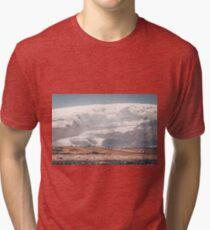 Vatnajokull Glacier National Park, Iceland Tri-blend T-Shirt