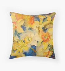 Almost Spring Throw Pillow