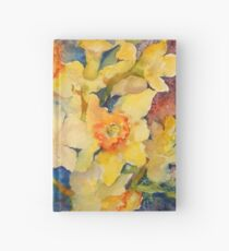 Almost Spring Hardcover Journal