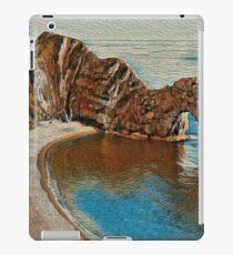 Landscape - Durdle Dor - Dorset iPad Case/Skin