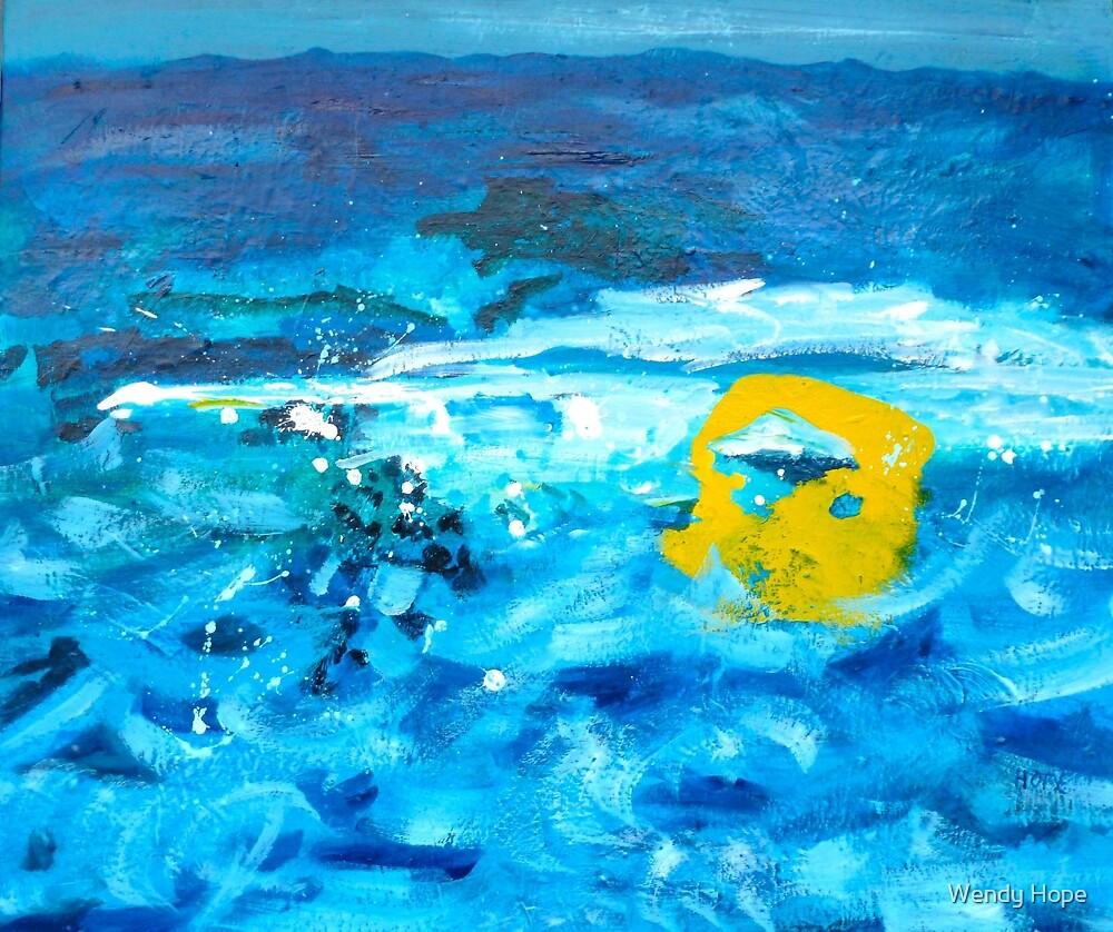 Ocean Bliss by Wendy Hope