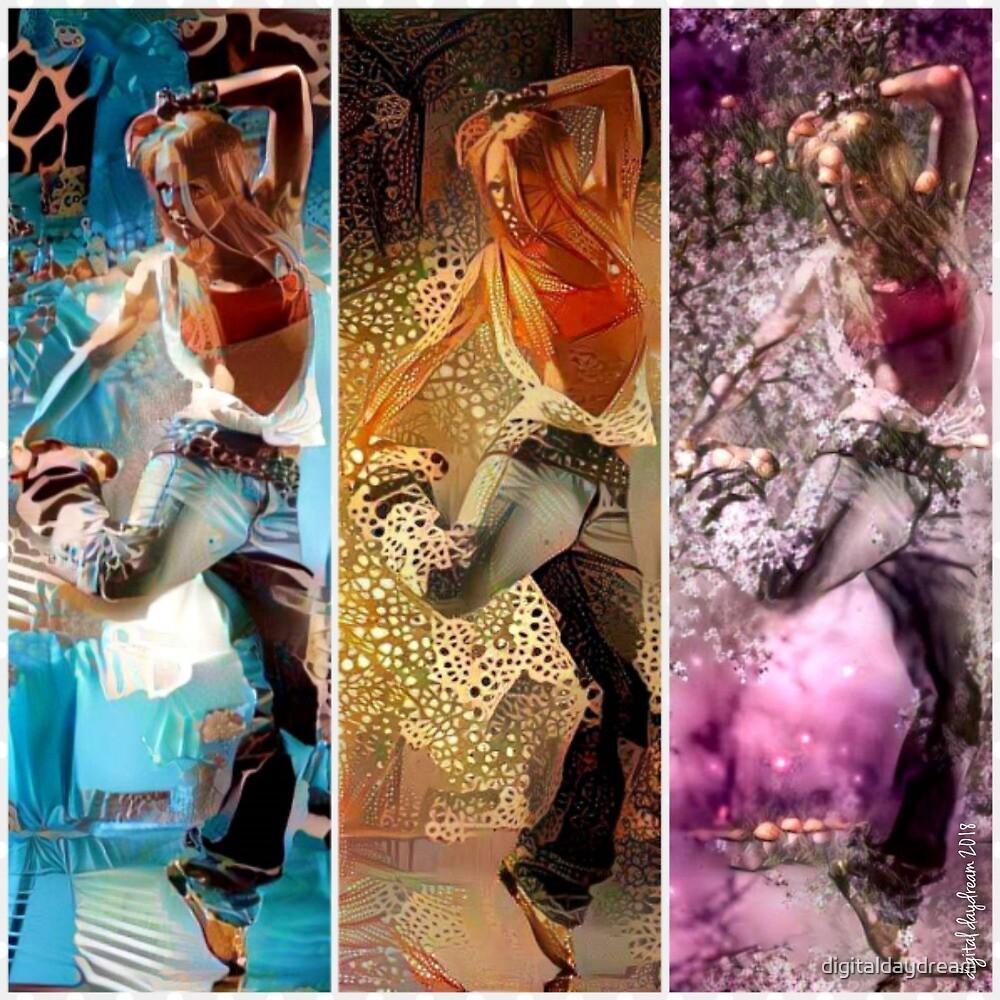 Dancing Queen Trio 1 by digitaldaydream