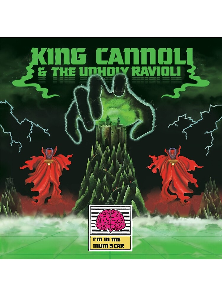 King Cannoli and the Unholy Ravioli by GenuinePorkChop