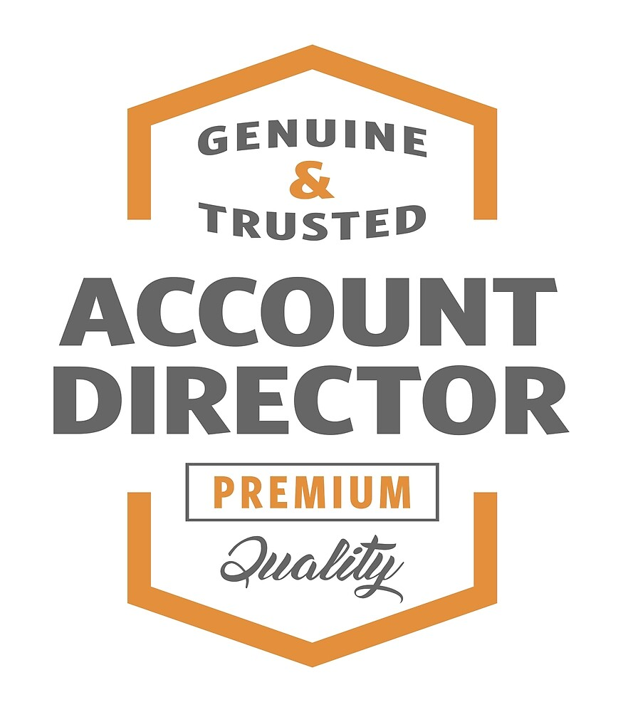 Account Director T-shirt   Gift Ideas by alececonello