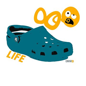 Crocs Life style by grap by antoinepm
