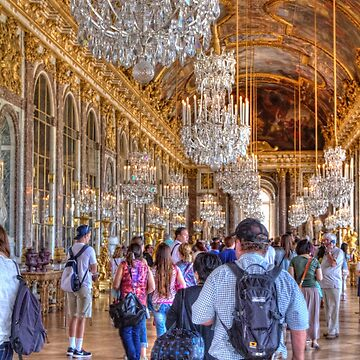 Inside the Palace of Versailles, France by decoaddict