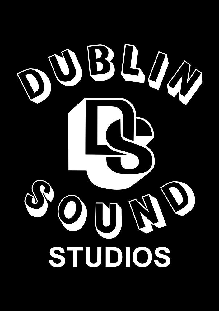 Dublin Sound Studios (white) by jotibbs
