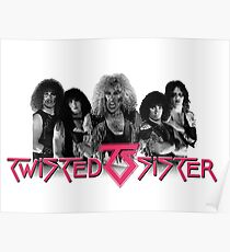 Twisted Sister Poster
