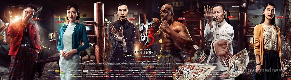 ip Man 3 by moviemadness