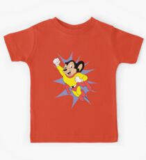Mighty Mouse  Kids Tee