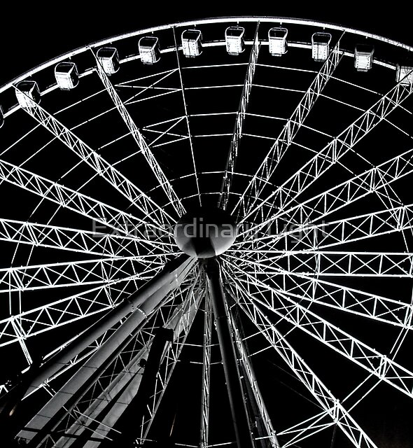 Ferris Wheel by Extraordinary Light