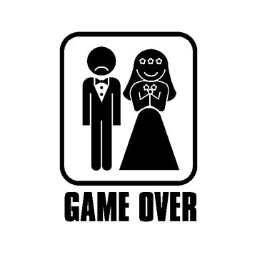 Game over white model by fares-junior