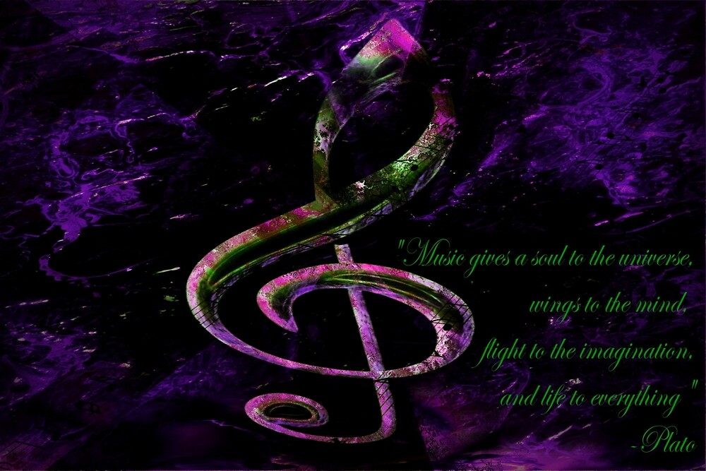 Musical Quote by Dawn van Doorn