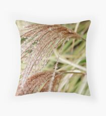 Whispy Throw Pillow