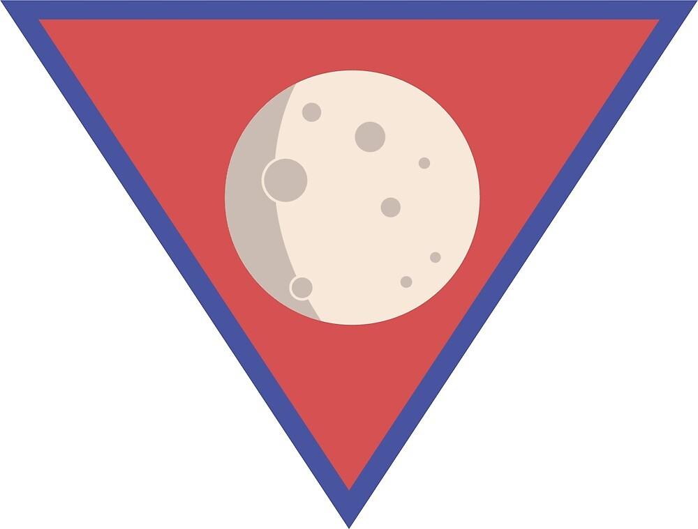 Moon Symbol  by georgeh19