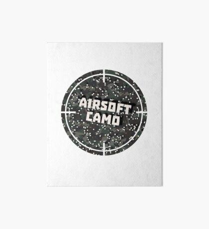 Airsoft Camo Art Board