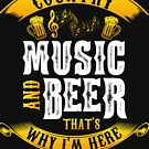 Country music and beer - festival - concert by Richard Eijkenbroek