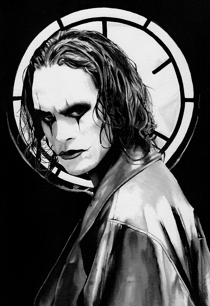 The Crow by Mark Bickley