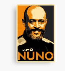 Nuno Had A Dream Canvas Print