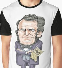 William Lyon Mackenzie Graphic T-Shirt