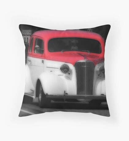 An oldie but still a goodie Throw Pillow