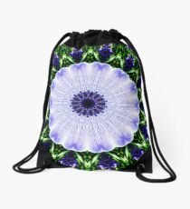 Anemone Manipulation  Drawstring Bag