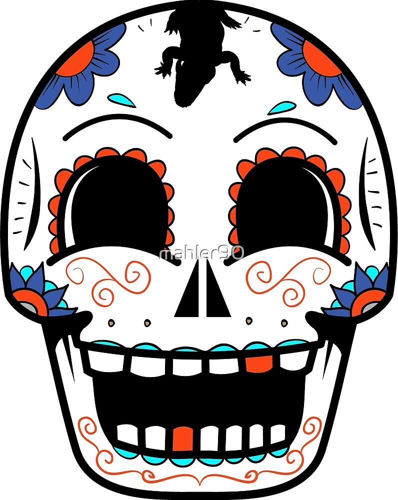 UF Sugar Skull by mahler90