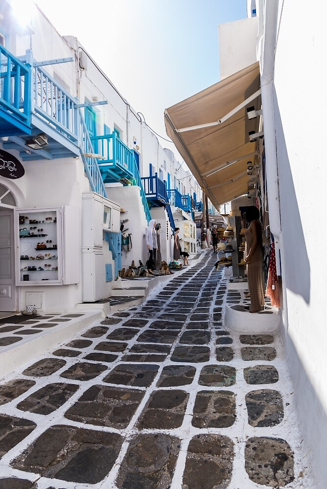 Mykonos / Greece by Stavros