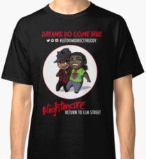 NIGHTMARE - DREAMS DO COME TRUE Classic T-Shirt