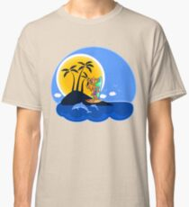 Summer Time Pup Classic T-Shirt