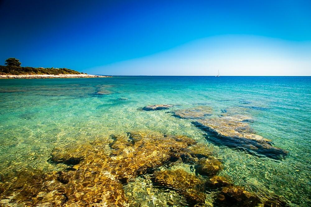 summer day in Croatia by zakaz86