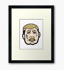 Donald Mane Framed Print
