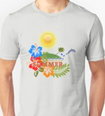 Summer Time  Unisex T-Shirt