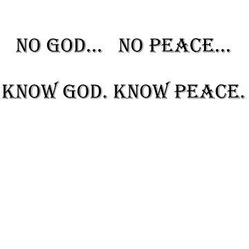 Know God by Thorbo99