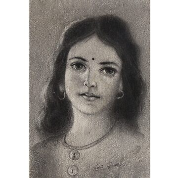 Girl by artyzoneindia