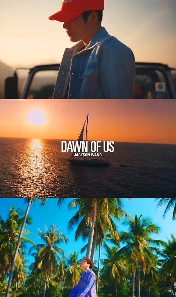 JACKSON WANG - DAWN OF US  by KpopInfiresMe