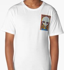 Space Traveler Long T-Shirt