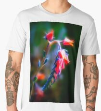 A FLARE FOR HORTICULTURE Men's Premium T-Shirt
