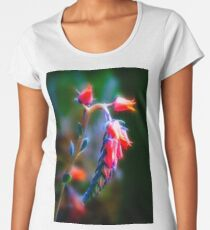 A FLARE FOR HORTICULTURE Women's Premium T-Shirt