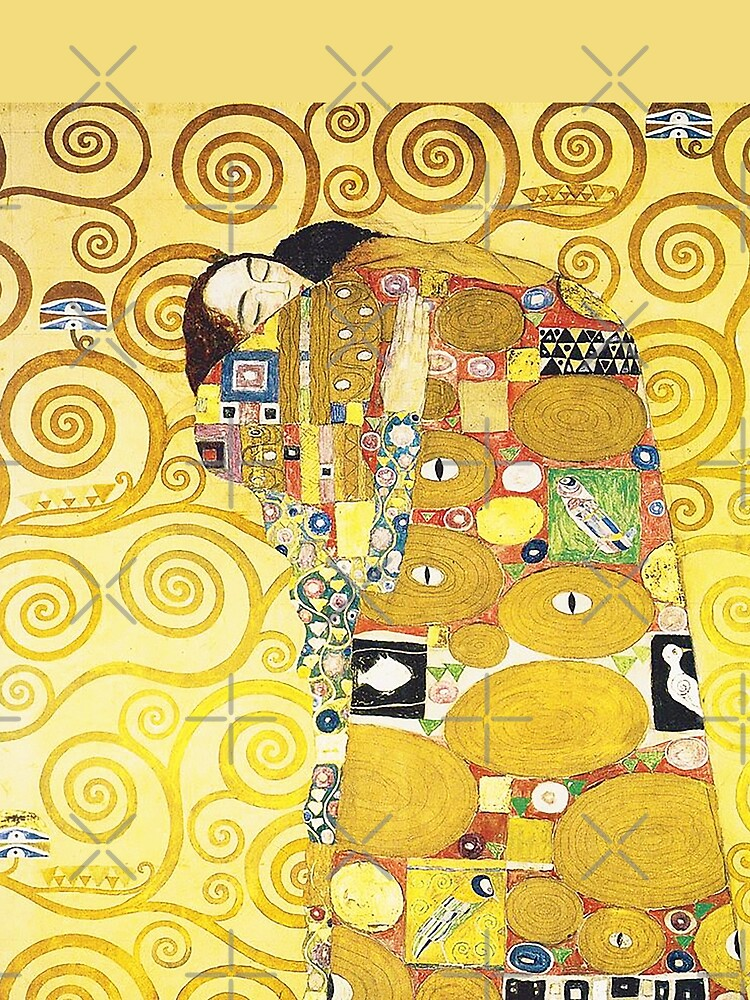 HD The Tree of Life, (detail) 1905 by Gustav Klimt - HIGH DEFINITION by mindthecherry